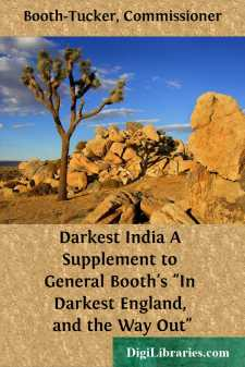 Darkest India A Supplement to General Booth's