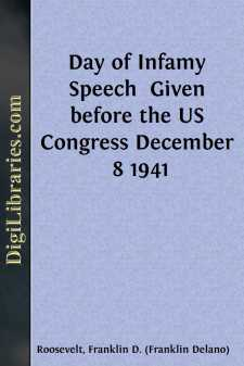 Day of Infamy Speech 