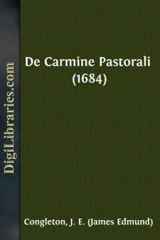 De Carmine Pastorali (1684)