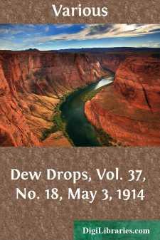 Dew Drops, Vol. 37, No. 18, May 3, 1914