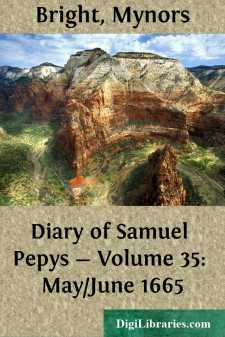 Diary of Samuel Pepys - Volume 35: May/June 1665