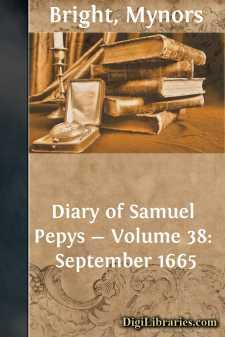 Diary of Samuel Pepys - Volume 38: September 1665