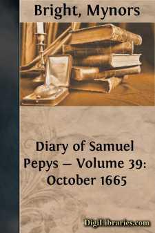 Diary of Samuel Pepys - Volume 39: October 1665