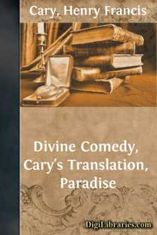 Divine Comedy, Cary's Translation, Paradise