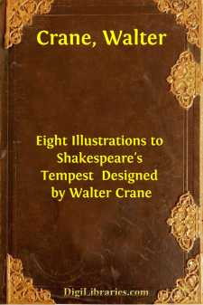 Eight Illustrations to Shakespeare's Tempest 