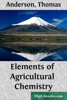 Elements of Agricultural Chemistry