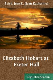 Elizabeth Hobart at Exeter Hall