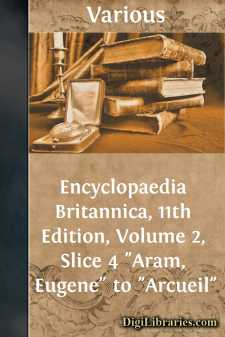 Encyclopaedia Britannica, 11th Edition, Volume 2, Slice 4
