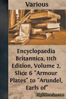 Encyclopaedia Britannica, 11th Edition, Volume 2, Slice 6