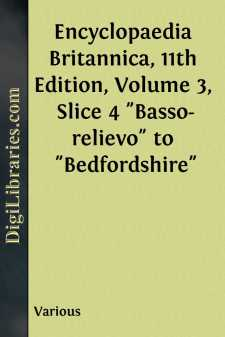 Encyclopaedia Britannica, 11th Edition, Volume 3, Slice 4