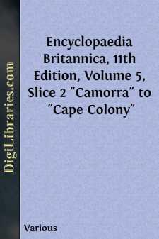 Encyclopaedia Britannica, 11th Edition, Volume 5, Slice 2