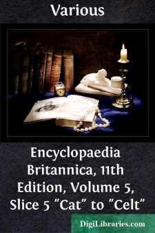 Encyclopaedia Britannica, 11th Edition, Volume 5, Slice 5