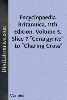 Encyclopaedia Britannica, 11th Edition, Volume 5, Slice 7