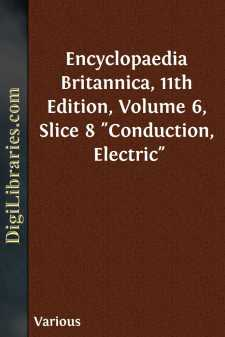 Encyclopaedia Britannica, 11th Edition, Volume 6, Slice 8