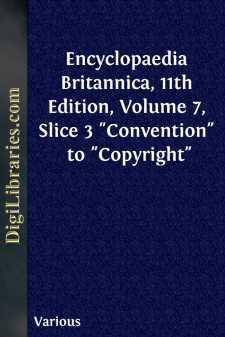 Encyclopaedia Britannica, 11th Edition, Volume 7, Slice 3