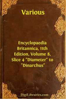 Encyclopaedia Britannica, 11th Edition, Volume 8, Slice 4