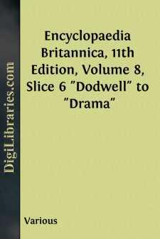 Encyclopaedia Britannica, 11th Edition, Volume 8, Slice 6