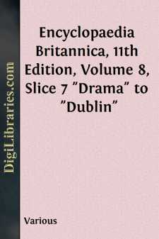 Encyclopaedia Britannica, 11th Edition, Volume 8, Slice 7
