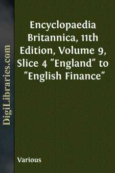 Encyclopaedia Britannica, 11th Edition, Volume 9, Slice 4
