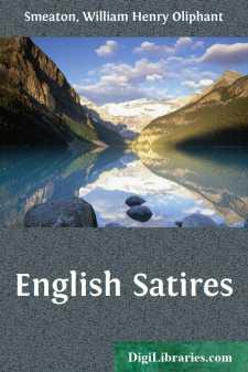 English Satires