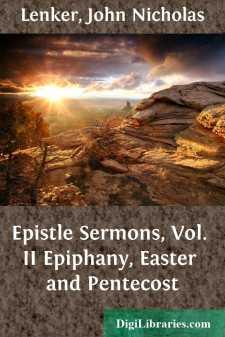 Epistle Sermons, Vol. II Epiphany, Easter and Pentecost