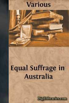 Equal Suffrage in Australia
