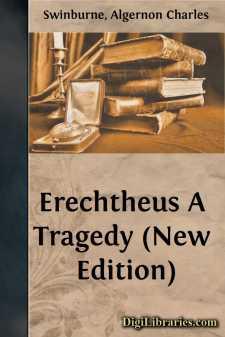 Erechtheus A Tragedy (New Edition)
