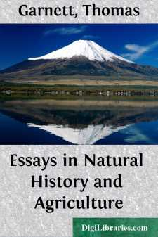 Essays in Natural History and Agriculture