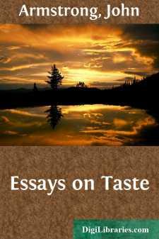 Essays on Taste