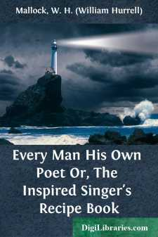 Every Man His Own Poet