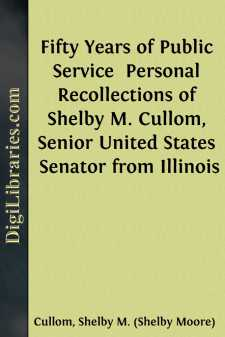 Fifty Years of Public Service 