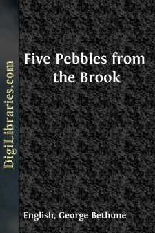 Five Pebbles from the Brook