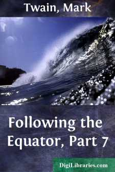 Following the Equator, Part 7