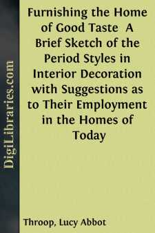 Furnishing the Home of Good Taste 