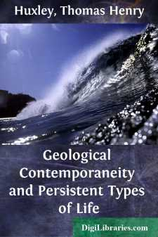 Geological Contemporaneity and Persistent Types of Life