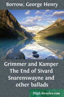 Grimmer and Kamper The End of Sivard Snarenswayne and other ballads