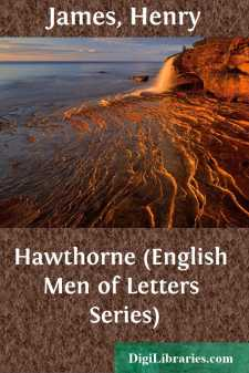 Hawthorne (English Men of Letters Series)
