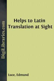 Helps to Latin Translation at Sight