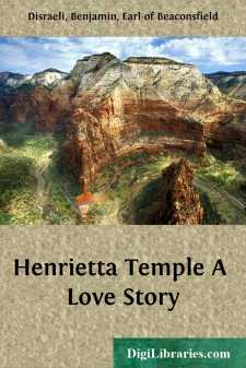 Henrietta Temple A Love Story
