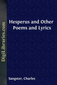 Hesperus and Other Poems and Lyrics