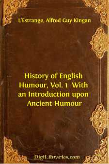 History of English Humour, Vol. 1 