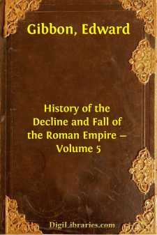 History of the Decline and Fall of the Roman Empire - Volume 5
