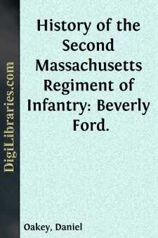 History of the Second Massachusetts Regiment of Infantry: Beverly Ford.