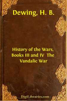 History of the Wars, Books III and IV 