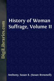 History of Woman Suffrage, Volume II