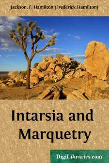 Intarsia and Marquetry