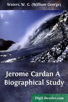 Jerome Cardan A Biographical Study