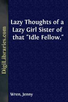 Lazy Thoughts of a Lazy Girl Sister of that