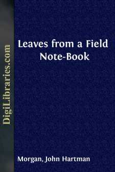 Leaves from a Field Note-Book