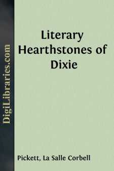 Literary Hearthstones of Dixie